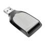 "Sandisk""USB Type-A Reader for SD UHS-I & UHS-II SDDR-399-G46"""