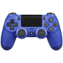 """Sony""""Playstation PS4 Controller Dual Shock wireless blue V2"""""""
