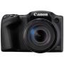 "Canon""PowerShot SX430 IS - Digitalkamera - Kompaktkamera - 20.5 MPix - 720p / 25 BpS - 45x optischer Zoom - Wi-Fi, NFC - Schwarz"""