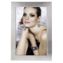 "Hama""Davos silber 10x15 Portrait Metall 65198"""