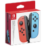 "Nintendo Switch Zubehör ""Switch Joy-Con Controller 2er-Set Neon-Rot und Neon-Blau [DE-Version]"""