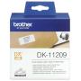 """Brother""""DK-11209 Adress-Etiketten, Schriftband"""""""