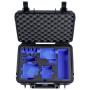 """B&w International""""B&W Outdoor Case Type 1000/B schwarz mit GoPro 5 Inlay"""""""
