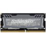 """Ballistix""""Sport LT 16GB DDR4 2666 MT/s SODIMM 260pin grey"""""""
