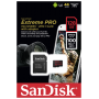 "Sandisk ""microSDXC A1 100MB 128GB Extreme Pro SDSQXCG-128G-GN6MA"""