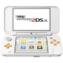 "Nintendo ""New 2DS XL Weiß + Orange [EURO-Version, Regio 2/B]"""