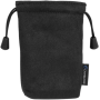 "Camgloss ""Media Cleaning pouch Mikrofaser Schutzbeutel black"""