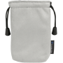 "Camgloss ""Media Cleaning pouch Mikrofaser Schutzbeutel grey"""
