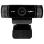 """Logitech""""C922 Pro Stream Webcam (Hintergrundänderung + Stativ)"""""""