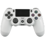 "Joypad Sony Dualshock 4 Wireless Controller Weiß V2 (2 ""Joypad Sony Dualshock 4 Wireless Controller weiß V2 (2017) [DE-Version]"""