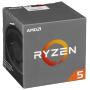 "Amd""CPU AMD AM4 Ryzen 5 6 Box 1600 3,60GHz 6xCore 19MB 65W Wraith Spire Cooler"""