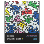 "Impossible ""Color Film für 600 Keith Haring Frame"""
