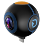 "Discovery Adventures ""HD 1024P 720° Android Action Camera Spy"""