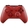 "Microsoft ""Ms Xbox One Branded Wireless Controller Mid-red/dark-red [DE-Version]"""