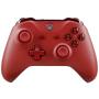 """Hardware/ Zubehör""""Xbox One S Wireless Controller mit 3,5mm-Klinkenstecker rot"""""""