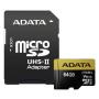 "Adata""microSDXC UHS-II U3 64GB Premier One with Adapter"""
