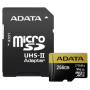 "A-data ""microSDXC UHS-II U3 256GB Premier One with Adapter"""