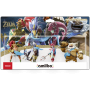 "Nintendo ""amiibo Recken Set (Breath of the Wild)-Spielfigur"""