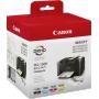 """Canon""""PGI-1500 Multipack BK/C/M/Y [EURO-Version]"""""""