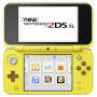 "3ds ""New 2DS XL Pikachu Edition [EURO-Version, Regio 2/B]"""