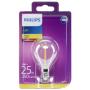"""Philips""""LED Tropfen E14 Vintage 2W (25W) 2700K 250lm klar [DE-Version]"""""""