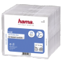 "Hama ""1x25 Hama CD-Leerhülle CD-Box- Slim Double 51168"""