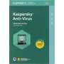 "Kaspersky ""Kaspersky Anti-virus (code In A Box) (ffp) [DE-Version]"""