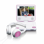 "Lenco""DVP-710 Pink"""