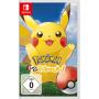"""Nintendo""""Pokémon: Let´s Go, Pikachu ! [DE-Version]"""""""