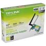 "Tp-link""TP-LINK TL-WN781ND 150MBit/s Netzwerkadapter PCIe"""