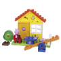 "Big ""PlayBIG Bloxx Peppa Pig Garden House"""
