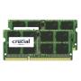 """Crucial""""16GB DDR3L 1866 MT/s Kit 8GBx2 SODIMM 204pin for Mac"""""""
