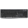 "Logitech ""K 120 Keyboard OEM USB black [DE-Version, German Keyboard]"""