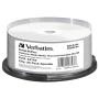 "Verbatim""1x25 Verbatim BD-R Blu-Ray 25GB 6x Speed, thermal printable [DE-Version, Regio 2/B]"""