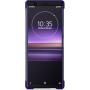 """Sony""""SCTI30 Style Cover purple Xperia X 1"""""""