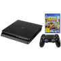 """Sony""""Ps4 500gb Slim Black + Ctr Cuh-2216a F-chassis Un 3481 Li-ion Batteries Contained In Equipment [DE-Version]"""""""