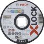 "Bosch""Trennscheibe X-LOCK Rapido Multi Material 115mm gerade"""