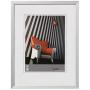 """Walther""""Chair 30x40 Aluminium Silber Aj040s"""""""
