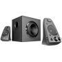 """Logitech""""Z-623 2.1-Lautsprechersystem mit Subwoofer (Fesselnder THX-Sound)"""""""
