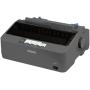 """Epson""""LX 350 - Drucker - monochrom - Punktmatrix - 9 Pin - bis zu 357 Zeichen/Sek. - parallel, USB, seriell - Stromversorgung (C11CC24"""""""