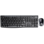 "Logitech""[hardware/electronic] Mk270 Wireless Combo Tastatur-maus-set Kabellos [de-version, German K"""