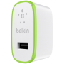 "Belkin ""Netzadapter USB 2,4 A weiß iPhone iPad iPod"""