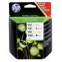 """Hp Deutschland Gmbh""""HP C2P43AE Multipack BK/C/M/Y No. 950 XL und 951 XL [EURO-Version]"""""""