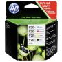 "Hewlett Packard""Tinte ComboPack C2N92AE [EURO-Version]"""