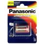 "Panasonic""Lithium Photo CR123AL/1BP, Batterie"""