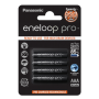 "Eneloop""1x4 Panasonic Eneloop Pro Micro AAA 930 mAh"""