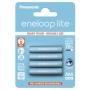 """Eneloop""""1x4 Panasonic Eneloop Lite Micro AAA 550 mAh"""""""
