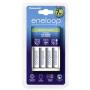 "Eneloop""Panasonic Eneloop Advanced Charger BQ CC17 + 1x4 AA"""