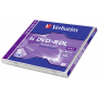 "Verbatim ""DVD+R Double Layer 8x Speed, Jewel Case, 8,5GB [DE-Version, Regio 2/B]"""