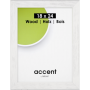 "Nielsen Design""Nielsen Accent Magic 18x24 Holz weiß 9734000"""